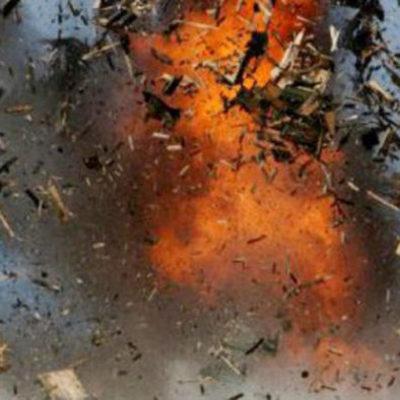 На полигоне под Киевом произошел мощный взрыв, есть раненые
