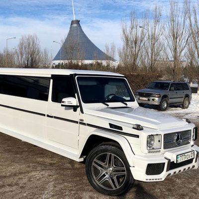 В Киеве появился необычный лимузин (фото)