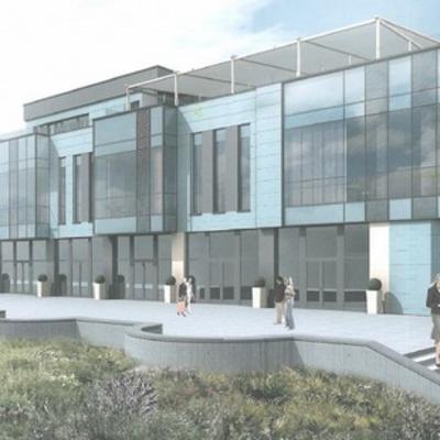 Возле Южного вокзала появится новый торговый центр