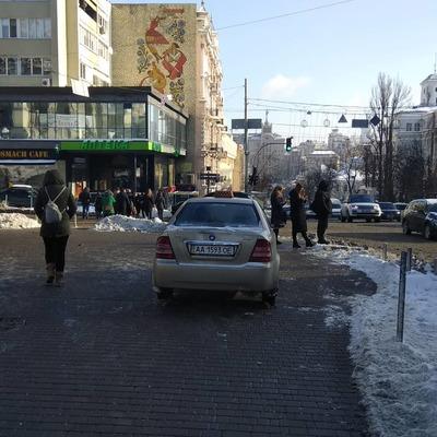 Киевлянам рассказали, как можно наказать нарушителя правил парковки