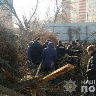 В Киеве задержали женщину, которая выбросила своего новорожденного ребенка