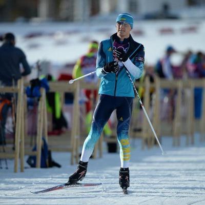 Украинец Пидручный выиграл золото чемпионата мира по биатлону