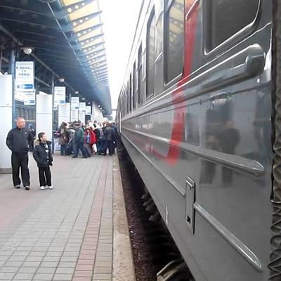 На вокзале в Киеве поезд переехал мужчину