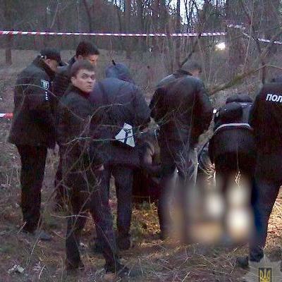 В киевском парке обнаружили тело младенца