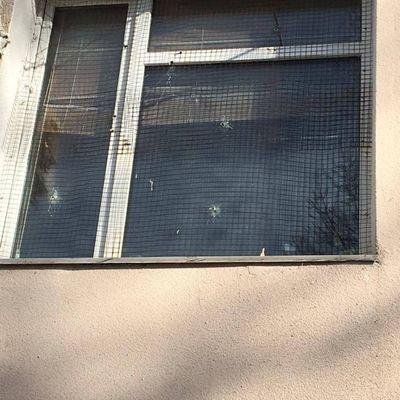 Стало известно, кабинеты каких судей Голосеевского райсуда обстреляли в Киеве