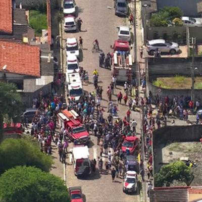 Стрельба в бразильской школе: подростки убили людей и сами погибли
