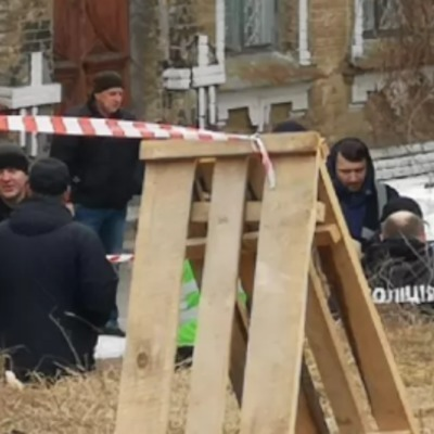 В Киеве нашли убитым сотрудника Администрации Президента