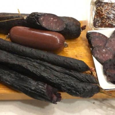 На российских прилавках появится колбаса из мяса тюленя