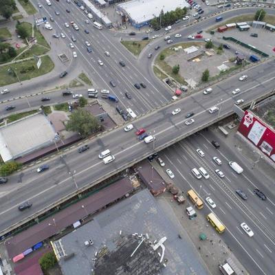 Перекрытие Шулявского путепровода: как изменятся маршруты транспорта