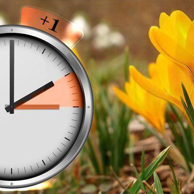 В день выборов президента Украина перейдет на летнее время