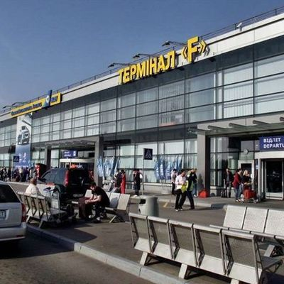 В «Борисполе» открылся лоукост-терминал «F»