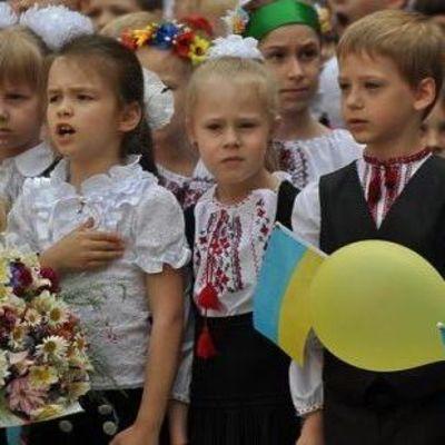 В Киеве стартует набор детей в первые классы