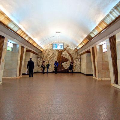 Стало известно, какую станцию столичного метро отремонтируют следующей