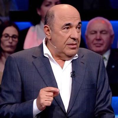Рабинович: Плодами труда украинцев пользуются только паразиты при власти