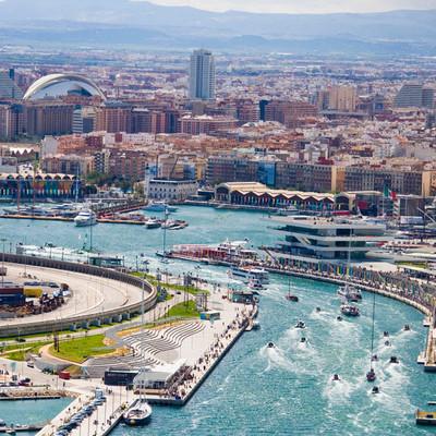 Ryanair открывает новый рейс из Киева в Испанию