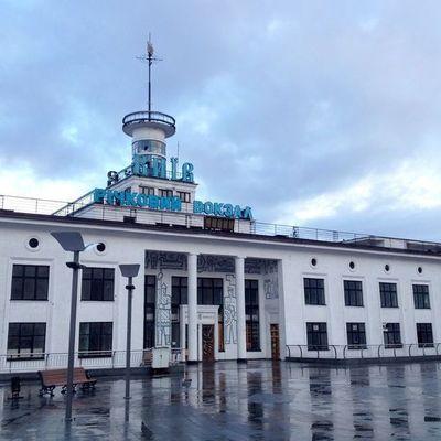 Речной вокзал объявил конкурс художников
