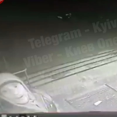 В столице кражу видеокамер  зафиксировали видеокамеры