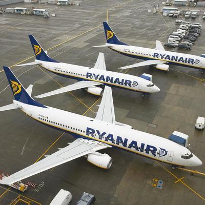 Ryanair начнет полеты из Киева в Мадрид почти на месяц раньше запланированного