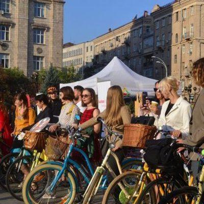 Велосипедом на работу: киевлян приглашают на флешмоб