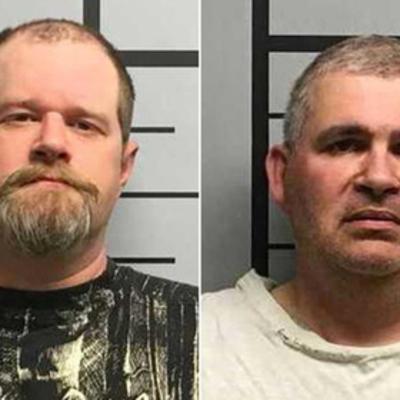 Развлечения: два пьяных американца стреляли друг в друга в бронежилете и пошли под суд