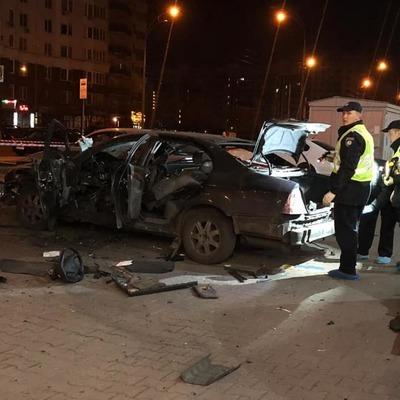 В Киеве взорвана машина офицера украинских спецслужб: диверсант задержан