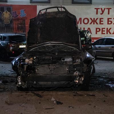 Взрыв авто в Киеве: диверсант умер от травм