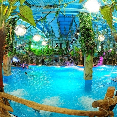 В ТРЦ Dream Town закрывают аквапарк, будет спортивный хаб