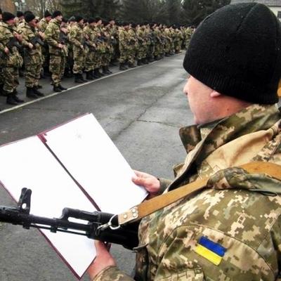 Это весной на военную службы планируется призвать 780 киевлян