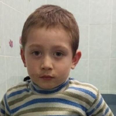 В Киеве на улице нашли малыша без родителей