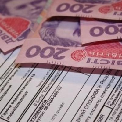 25% киевлян, получивших субсидии наличными, потратили деньги не на коммуналку