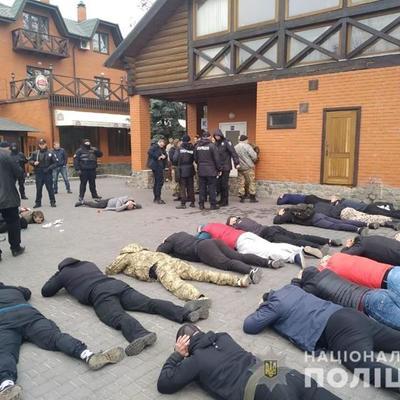 В Киевской области произошел рейдерский захват аграрного кооператива (фото)