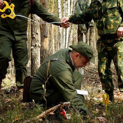В зоне отчуждения ЧАЭС начались работы по демаркации границ Украины и Беларуси