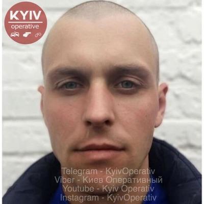 По Киеву разгуливает беглый преступник
