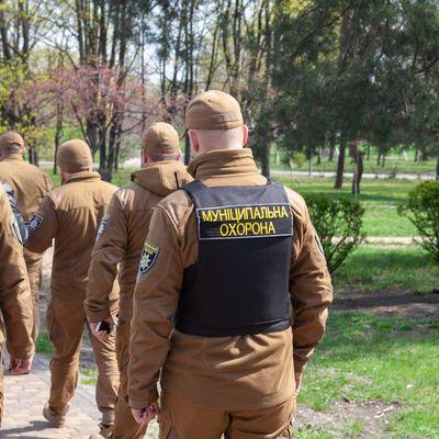 Благодаря патрулированию «Муниципальной охраны» в парке «Киото» улучшилась криминогенная ситуация - КГГА