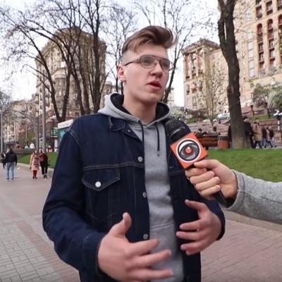 Видеоопрос: что жители Киева ждут от Президента Украины после выборов
