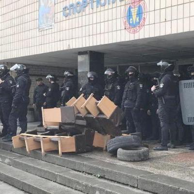 Нападение на спортклуб «Восход»: задержаны 62 человека