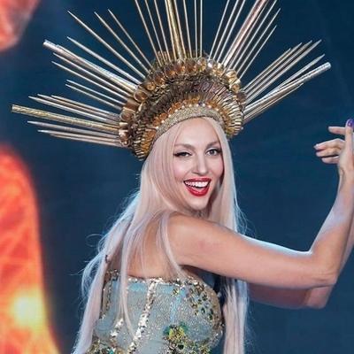 Сегодня на Аллее звезд откроют звезду Оли Поляковой