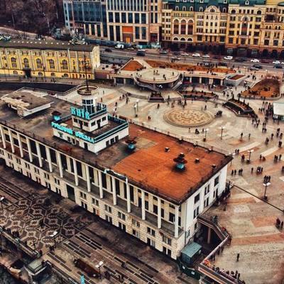 На Речном вокзале откроется выставка современного искусства