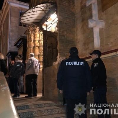 В Киеве мужчина угрожал на Пасху взорвать все церкви и синагоги