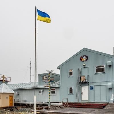 Интернет в Антарктиде обходится Украине в 5 тысяч долларов ежемесячно