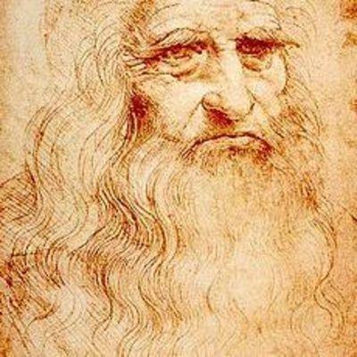 Найдена прядь волос Леонардо да Винчи