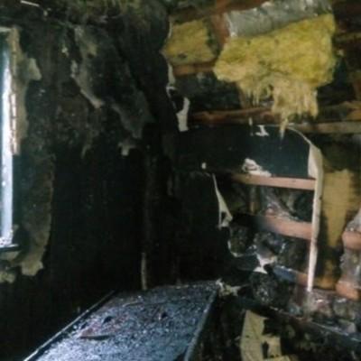 Под Киевом при пожаре погибла 5-летняя слепая девочка