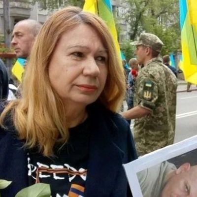 «Бессмертный полк» в Киеве: задержали Елену Бережную