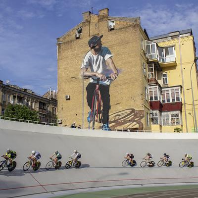 Сегодня на Киевском велотреке начинается Чемпионат Украины