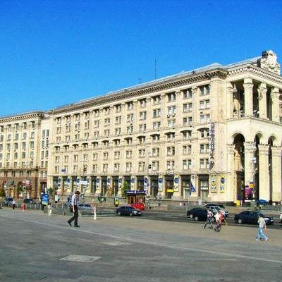 Директор Укрпочты хочет продать здание Главпочтамта в Киеве