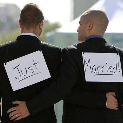 На Тайване разрешили однополые браки