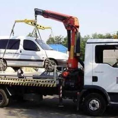 В Киеве на штрафплощадку отправили почти три десятка автомобилей