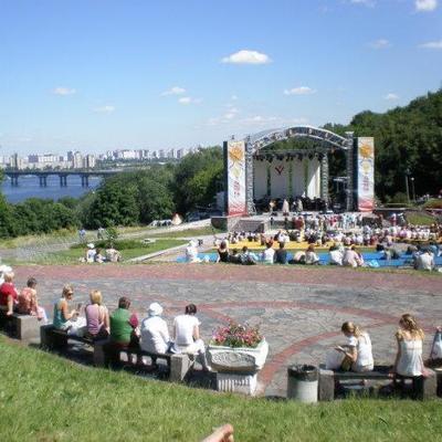 На Певческом поле пройдет фестиваль хорового искусства «Песня над Днепром»