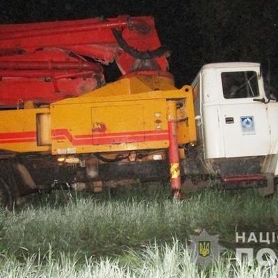 В Борисполе водитель не получил зарплату и отомстил начальству