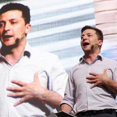 Зеленский поздравил киевлян и гостей столицы с Днем Киева